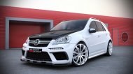 Bodykit Mercedes ML W164 08-11