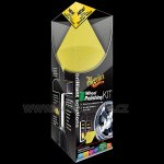 Meguiars Wheel Polishing Kit - kompletní sada p...