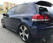 Prahy TFB VW Golf 6 GTI look