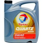 Total QUARTZ 9000 5W-40 5L Energy