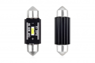 Žárovka LED CANBUS 1 SMD UltraBright 1860 Festoon 36mm bílá 12V/24V